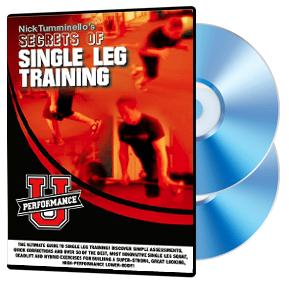 SIngle Leg DVD