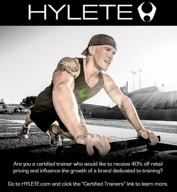 HYLETE Trainer 1