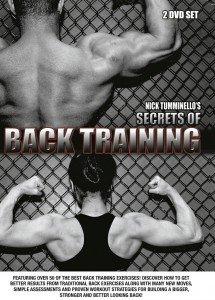 Back Training DVD Full cover 215x300 1